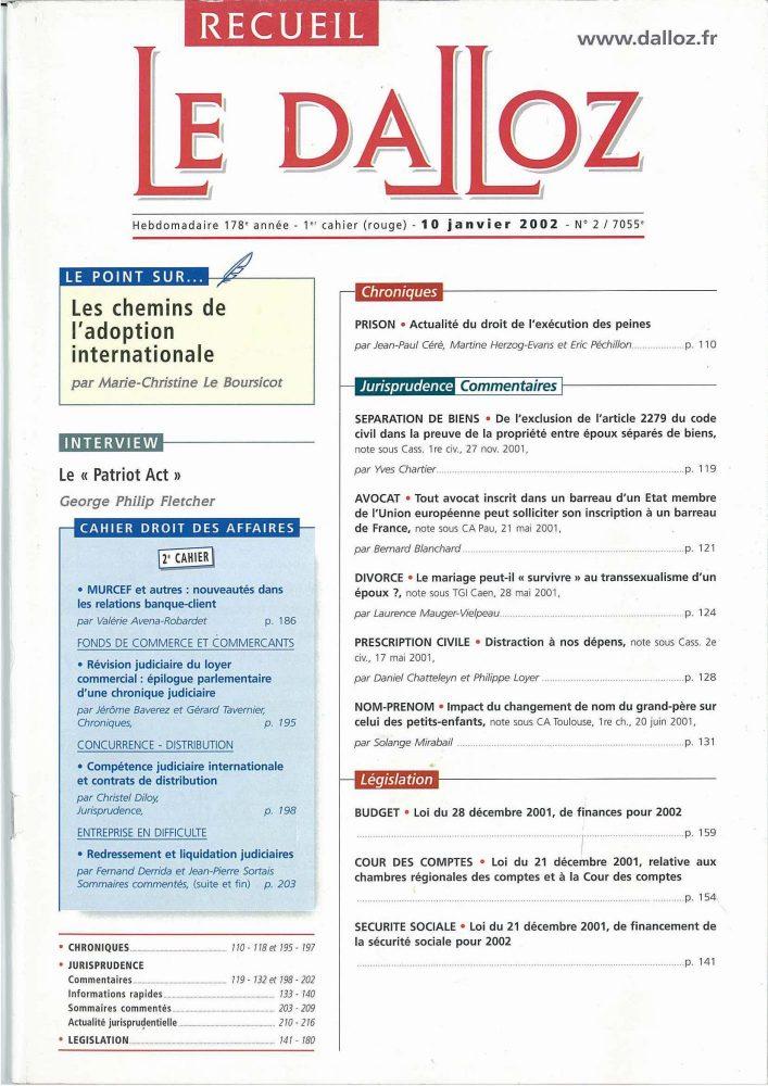 Compétence judiciaire internationale et contrat de distribution